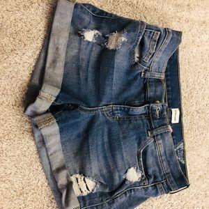 Sneak peek shorts